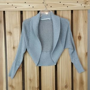 Athleta Cropped Cardigan
